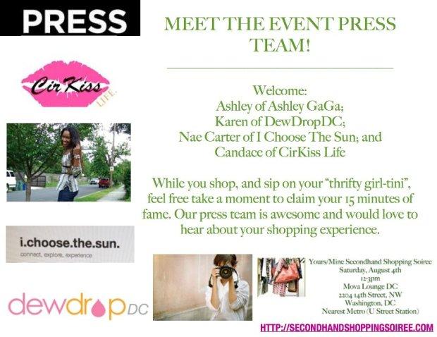 press team