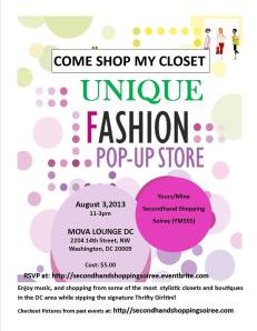 Shop my closet