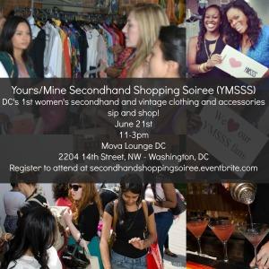 June 21st event flyer
