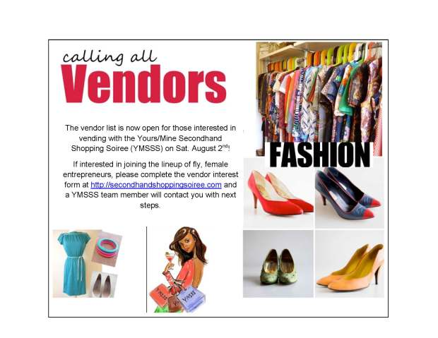 Vendors wanted (2)