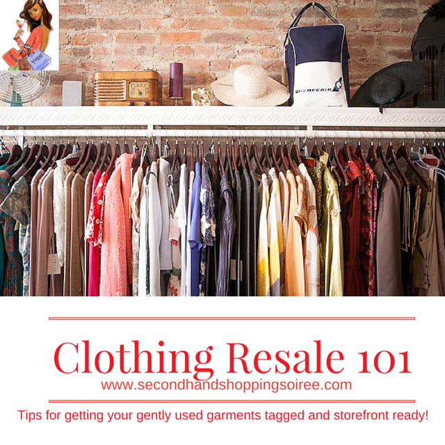 Clothing Resale 101